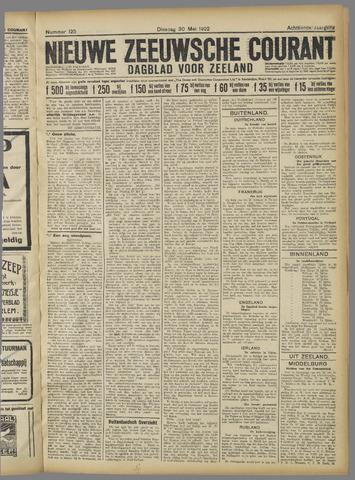Nieuwe Zeeuwsche Courant 1922-05-30