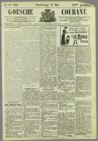 Goessche Courant 1913-05-29