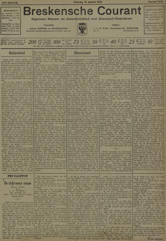 Breskensche Courant 1932-01-30