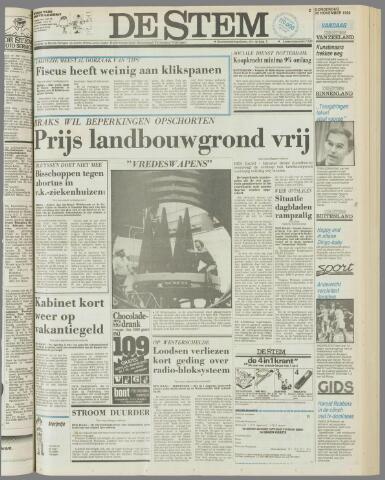 de Stem 1982-11-25