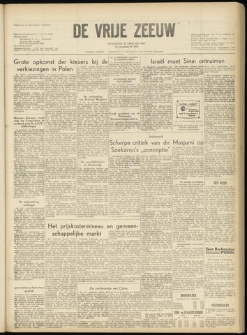de Vrije Zeeuw 1957-01-21