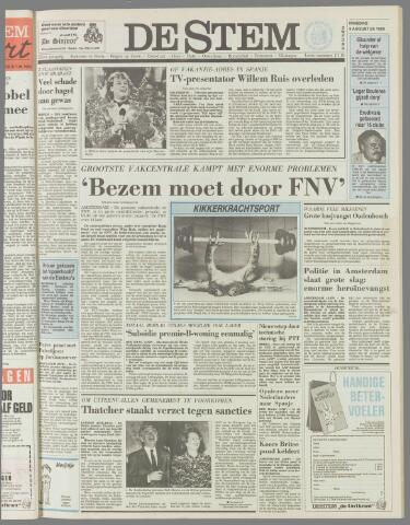 de Stem 1986-08-05