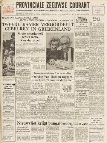 Provinciale Zeeuwse Courant 1967-05-11