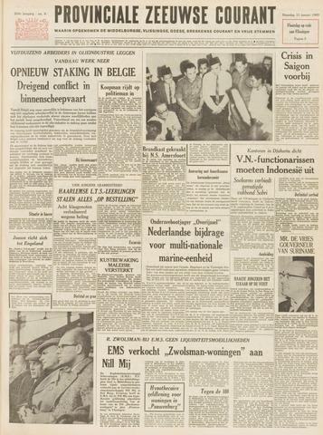 Provinciale Zeeuwse Courant 1965-01-11