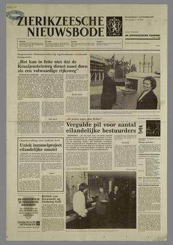 Zierikzeesche Nieuwsbode 1987-11-05