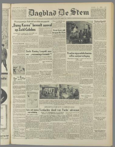 de Stem 1950-04-14