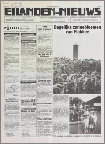Eilanden-nieuws. Christelijk streekblad op gereformeerde grondslag 1995-08-08