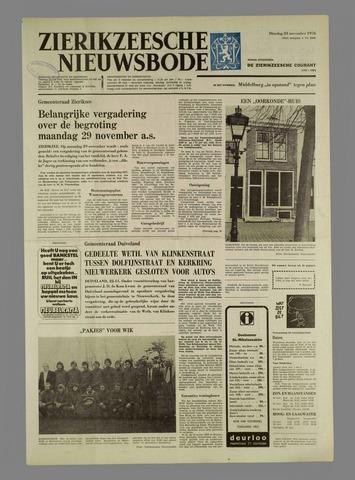 Zierikzeesche Nieuwsbode 1976-11-23