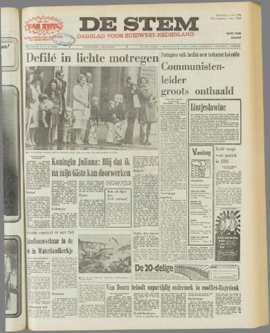 de Stem 1974-05-01