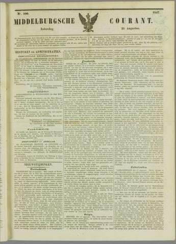 Middelburgsche Courant 1847-08-21