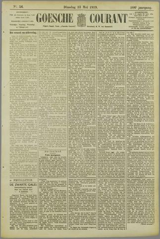 Goessche Courant 1919-05-13