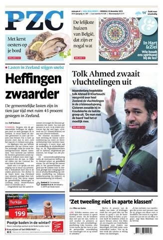 Provinciale Zeeuwse Courant 2015-12-22