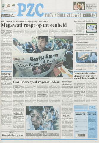 Provinciale Zeeuwse Courant 2001-07-24