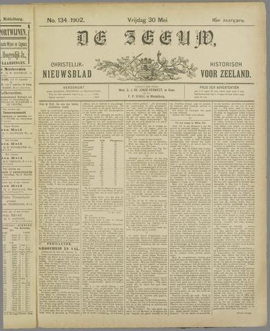 De Zeeuw. Christelijk-historisch nieuwsblad voor Zeeland 1902-05-30