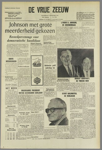 de Vrije Zeeuw 1964-11-05