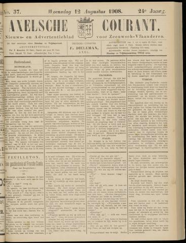 Axelsche Courant 1908-08-12