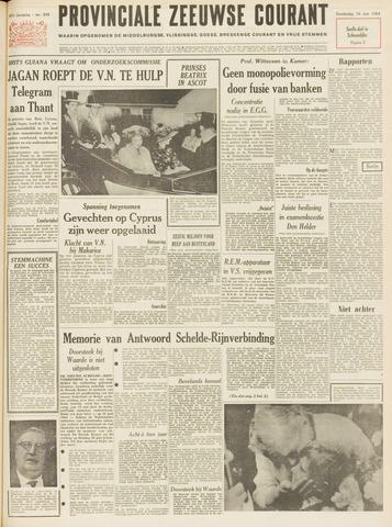 Provinciale Zeeuwse Courant 1964-06-18