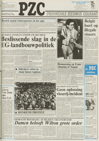 Provinciale Zeeuwse Courant 1984-03-12
