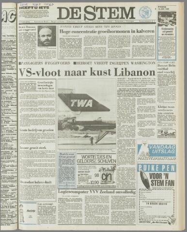 de Stem 1985-06-19