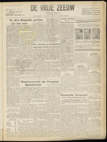 de Vrije Zeeuw 1950-04-22