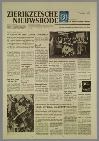 Zierikzeesche Nieuwsbode 1972-12-05