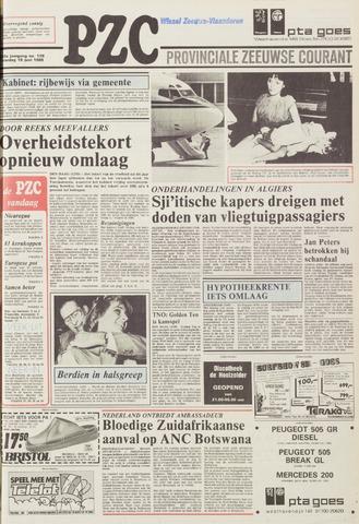 Provinciale Zeeuwse Courant 1985-06-15