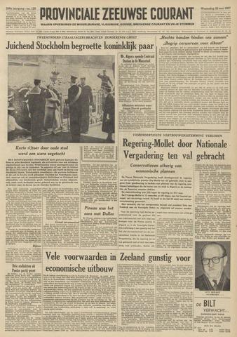 Provinciale Zeeuwse Courant 1957-05-22
