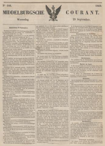 Middelburgsche Courant 1869-09-29
