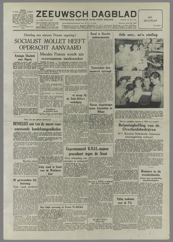 Zeeuwsch Dagblad 1956-01-27