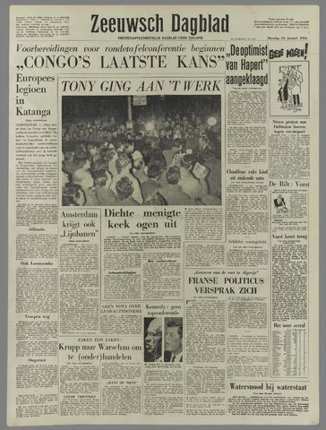 Zeeuwsch Dagblad 1961-01-24