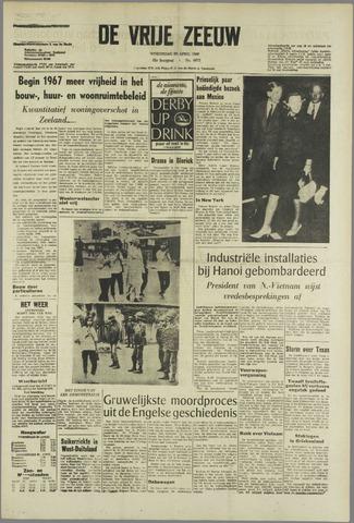 de Vrije Zeeuw 1966-04-20