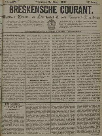 Breskensche Courant 1911-03-22
