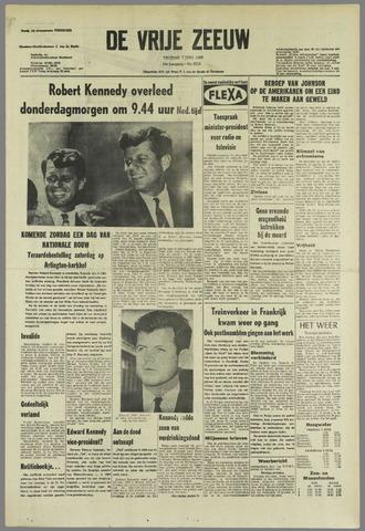 de Vrije Zeeuw 1968-06-07