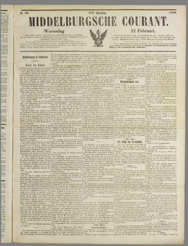 Middelburgsche Courant 1908-02-12