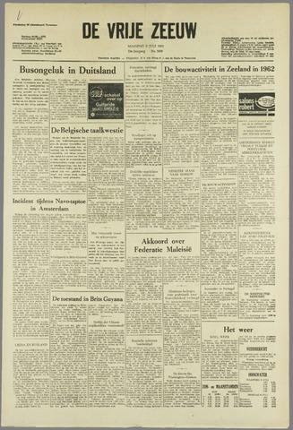 de Vrije Zeeuw 1963-07-08
