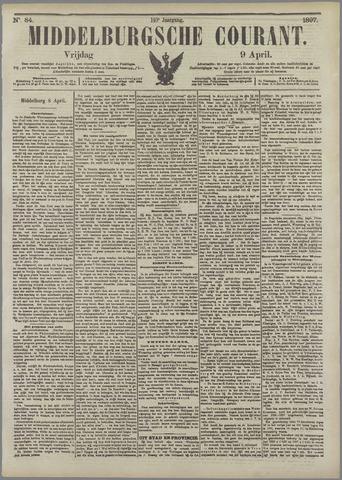 Middelburgsche Courant 1897-04-09