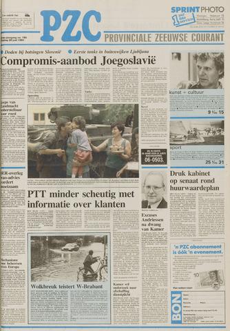 Provinciale Zeeuwse Courant 1991-06-28