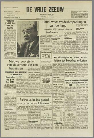 de Vrije Zeeuw 1967-03-23