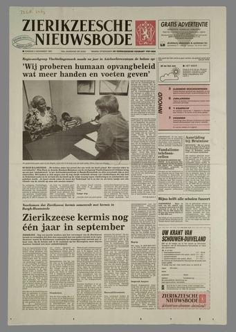 Zierikzeesche Nieuwsbode 1993-11-02