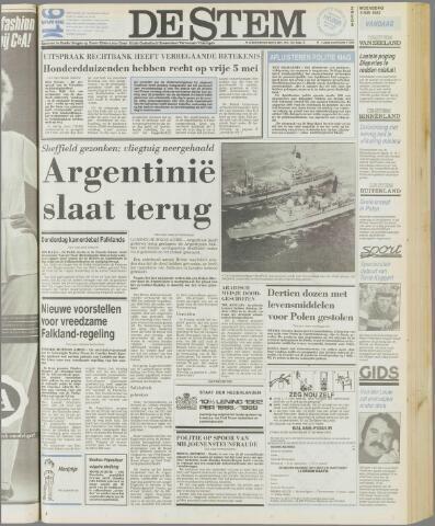 de Stem 1982-05-05