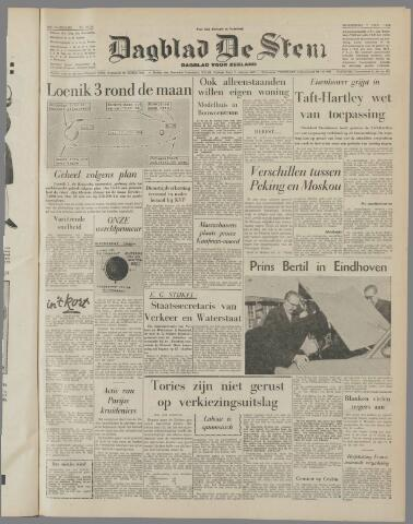de Stem 1959-10-07