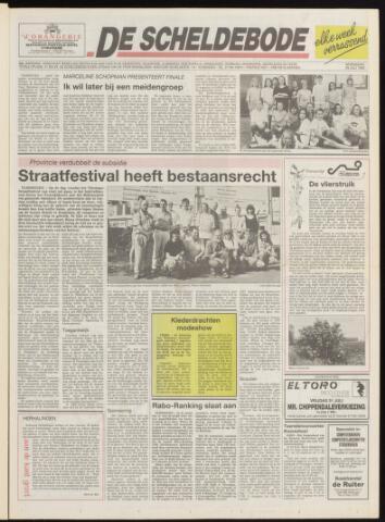 Scheldebode 1992-07-29