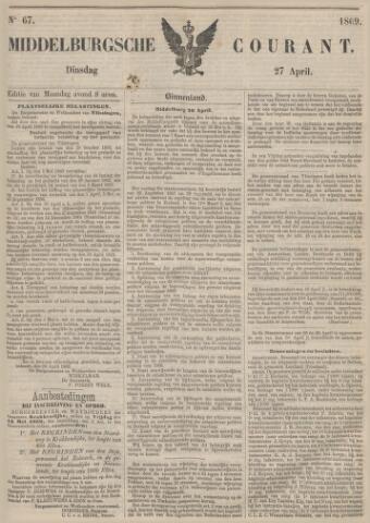 Middelburgsche Courant 1869-04-27