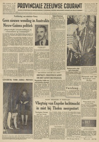 Provinciale Zeeuwse Courant 1959-02-19