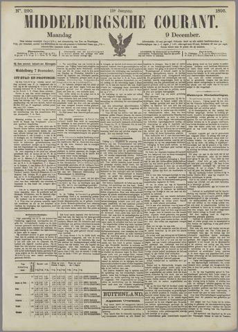 Middelburgsche Courant 1895-12-09