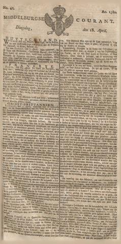 Middelburgsche Courant 1780-04-18
