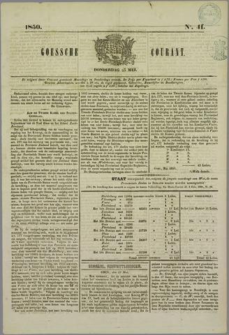 Goessche Courant 1850-05-23