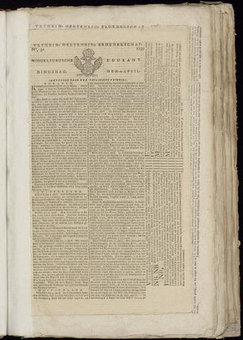 Middelburgsche Courant 1799-04-23
