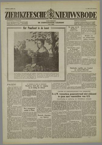 Zierikzeesche Nieuwsbode 1958-04-04