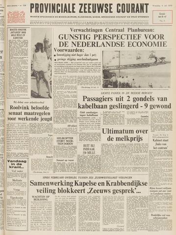 Provinciale Zeeuwse Courant 1970-07-08